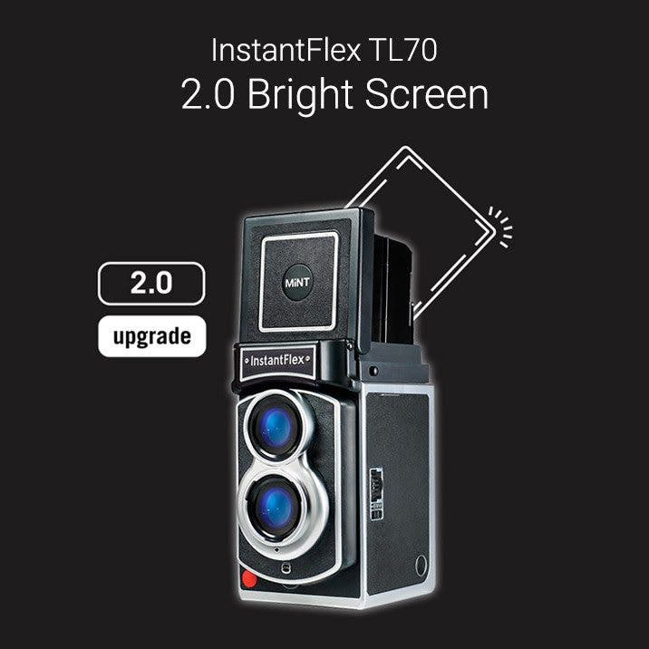EXCLUSIVE: Mint Camera Announces New TL70 2.0 and Manual SX70 Camera