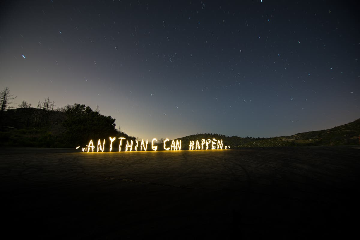 2wenty shares words of insight via long exposure photography