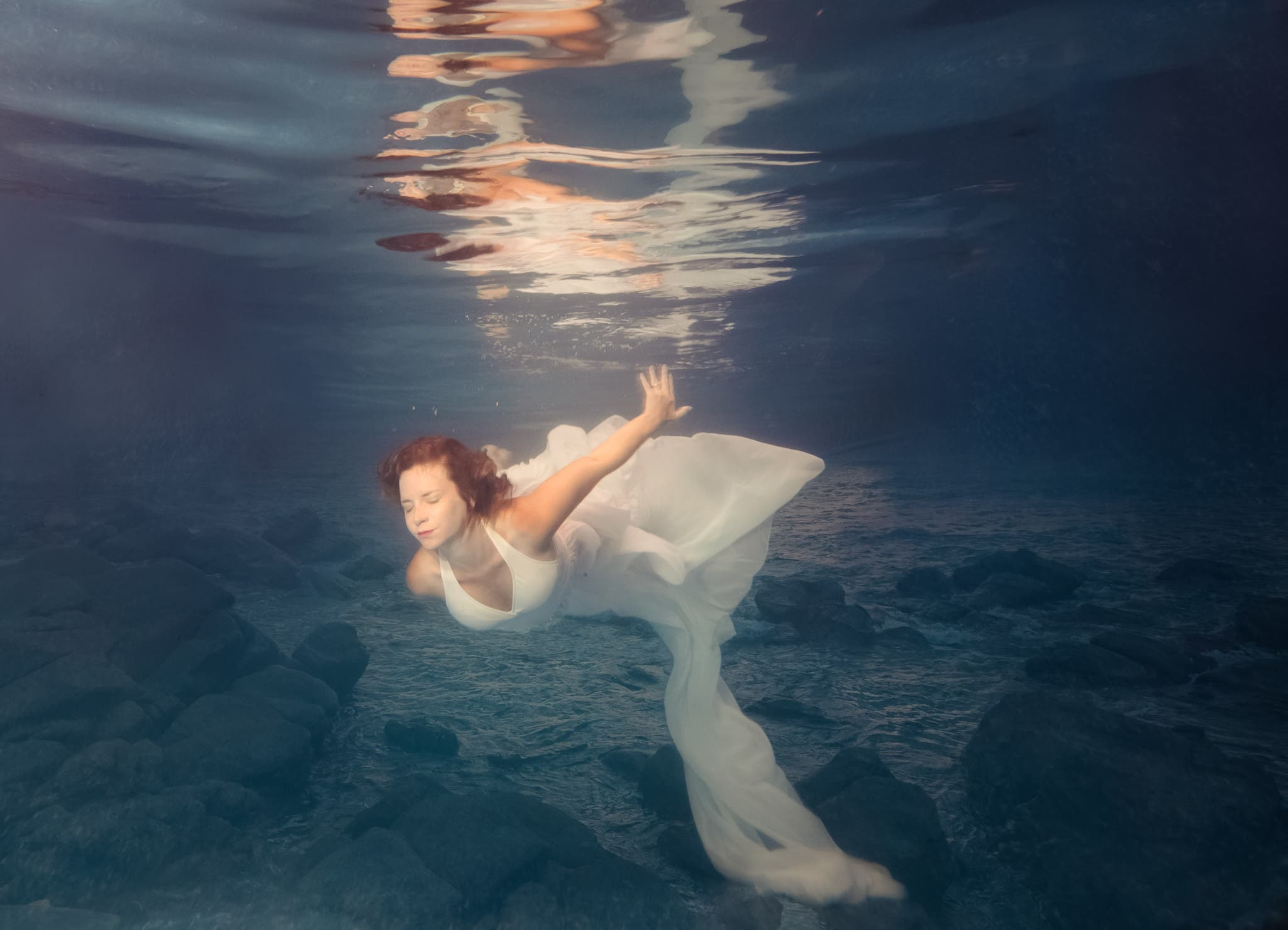 Tracie Maglosky: Planning an Underwater Maternity Photo Shoot