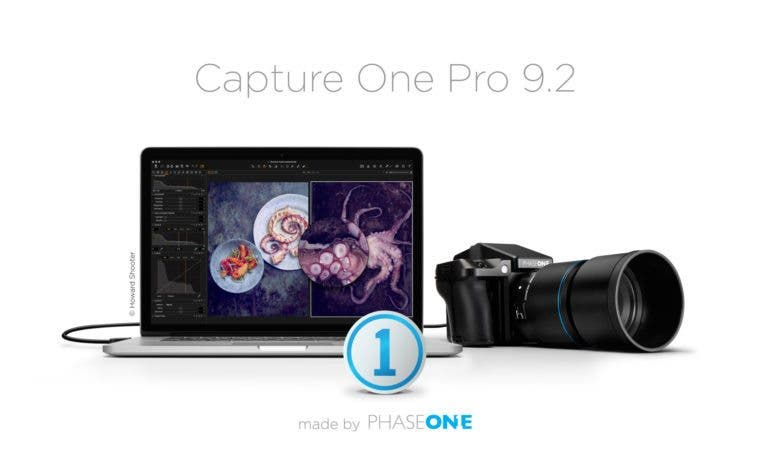 Capture One Pro 9.2 Update