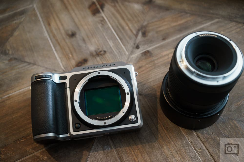 Review: The Hasselblad X1D for Street Photography
