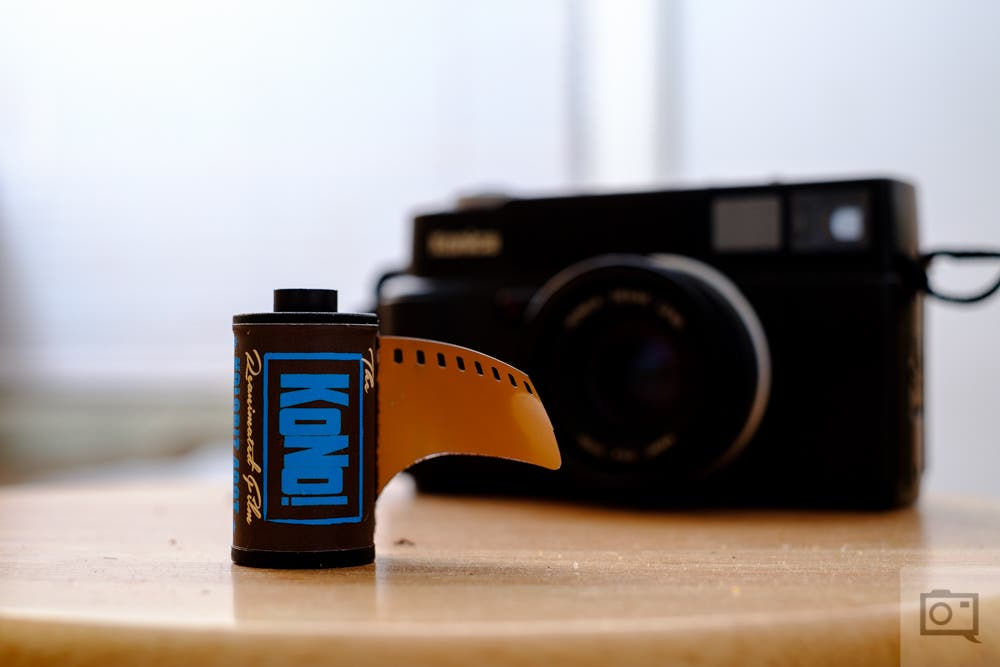 Review: KONO! Kolorit 400 Tungsten Film (35mm)
