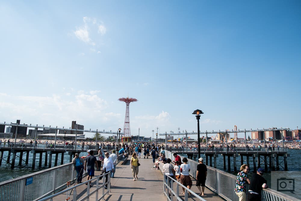 August 21st: Join Us for a Photo Walk in Coney Island