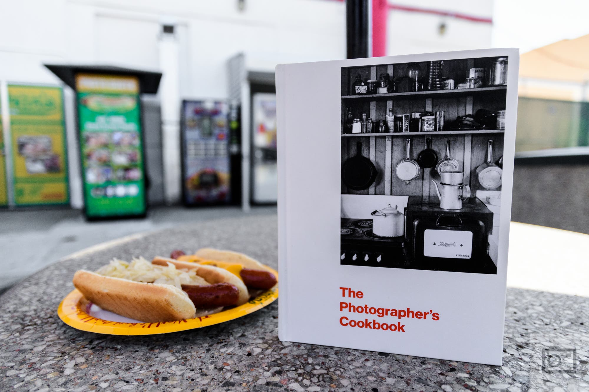 Review: The Photographer's Cookbook