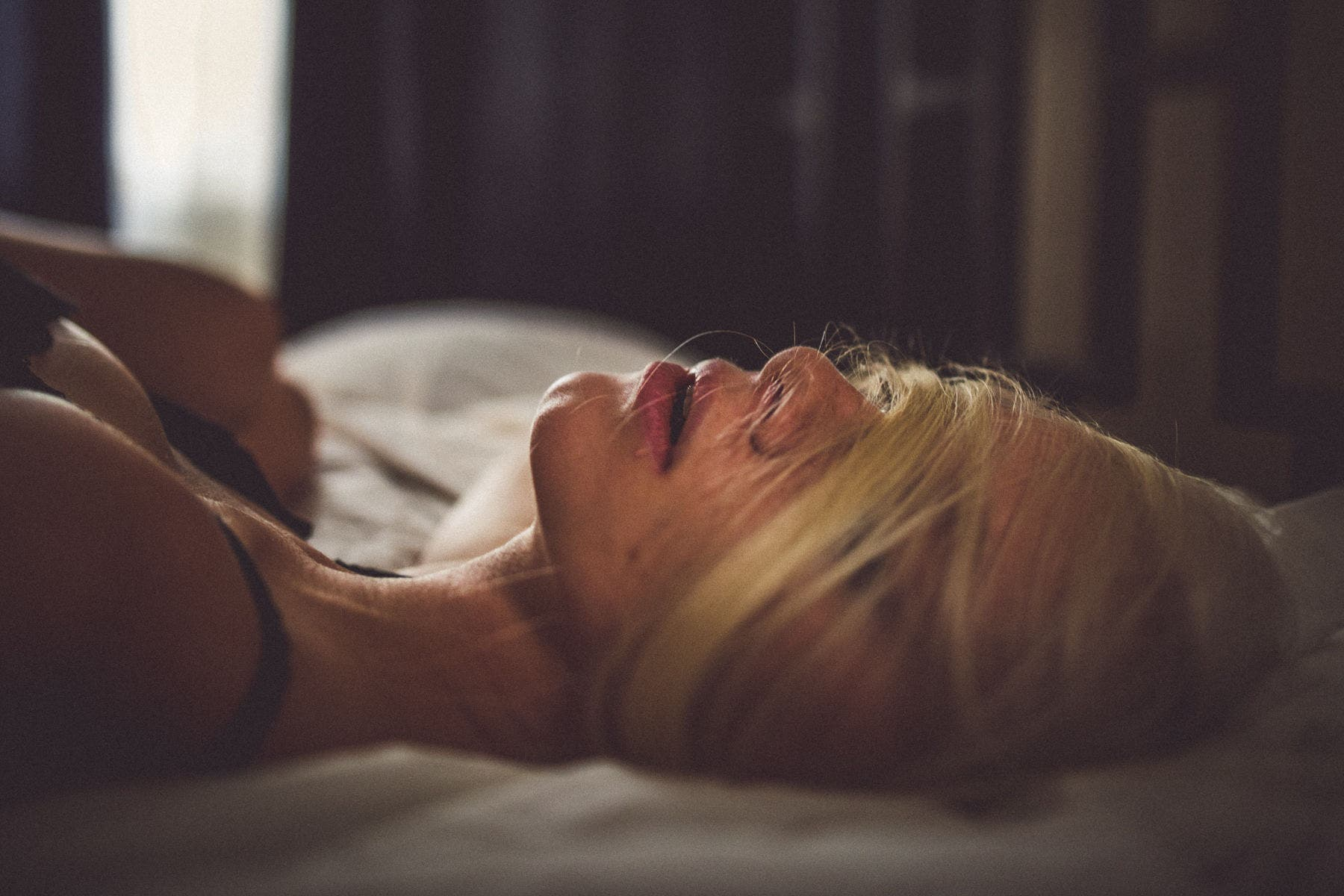 The Creative Mentality Behind Intimate Portraiture (NSFW)