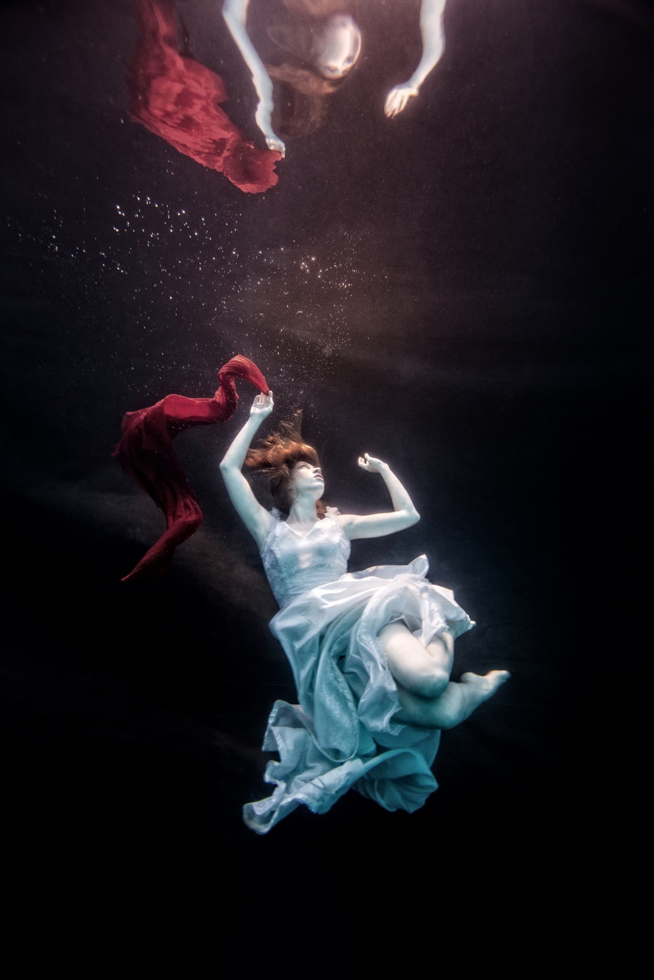 Creating and Lighting Underwater Portraits