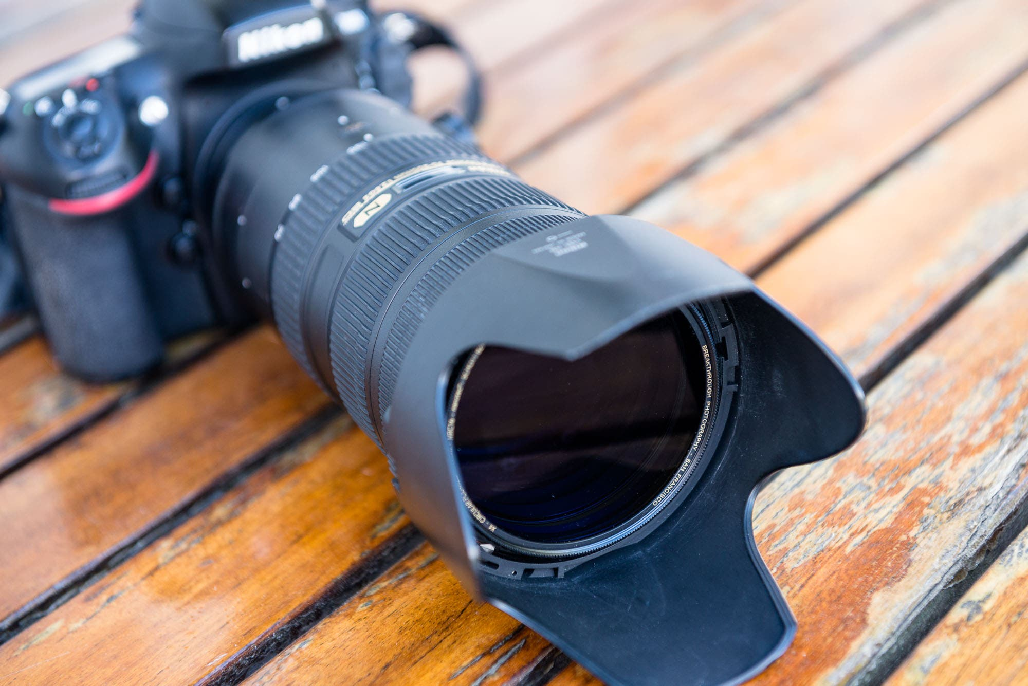 Review: Breakthrough Photography X4 Circular Polarizer