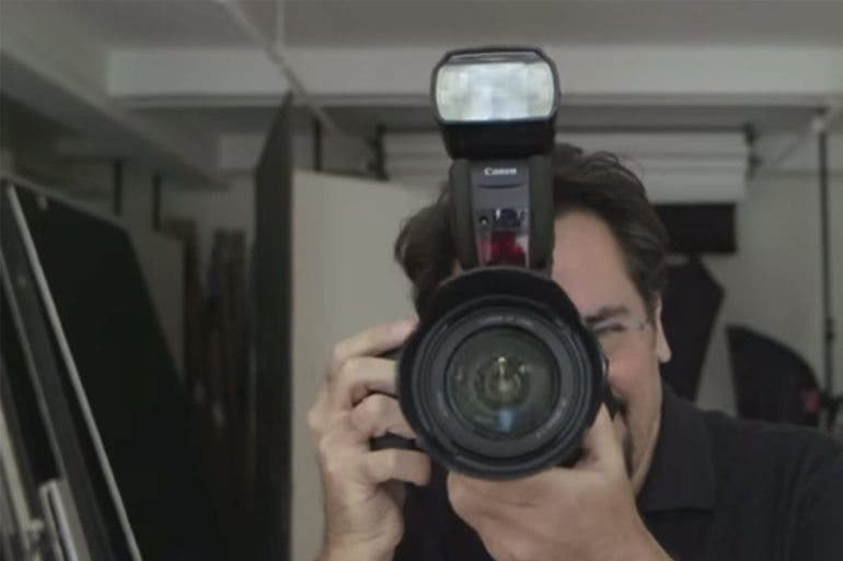 how to make your speedlight softer