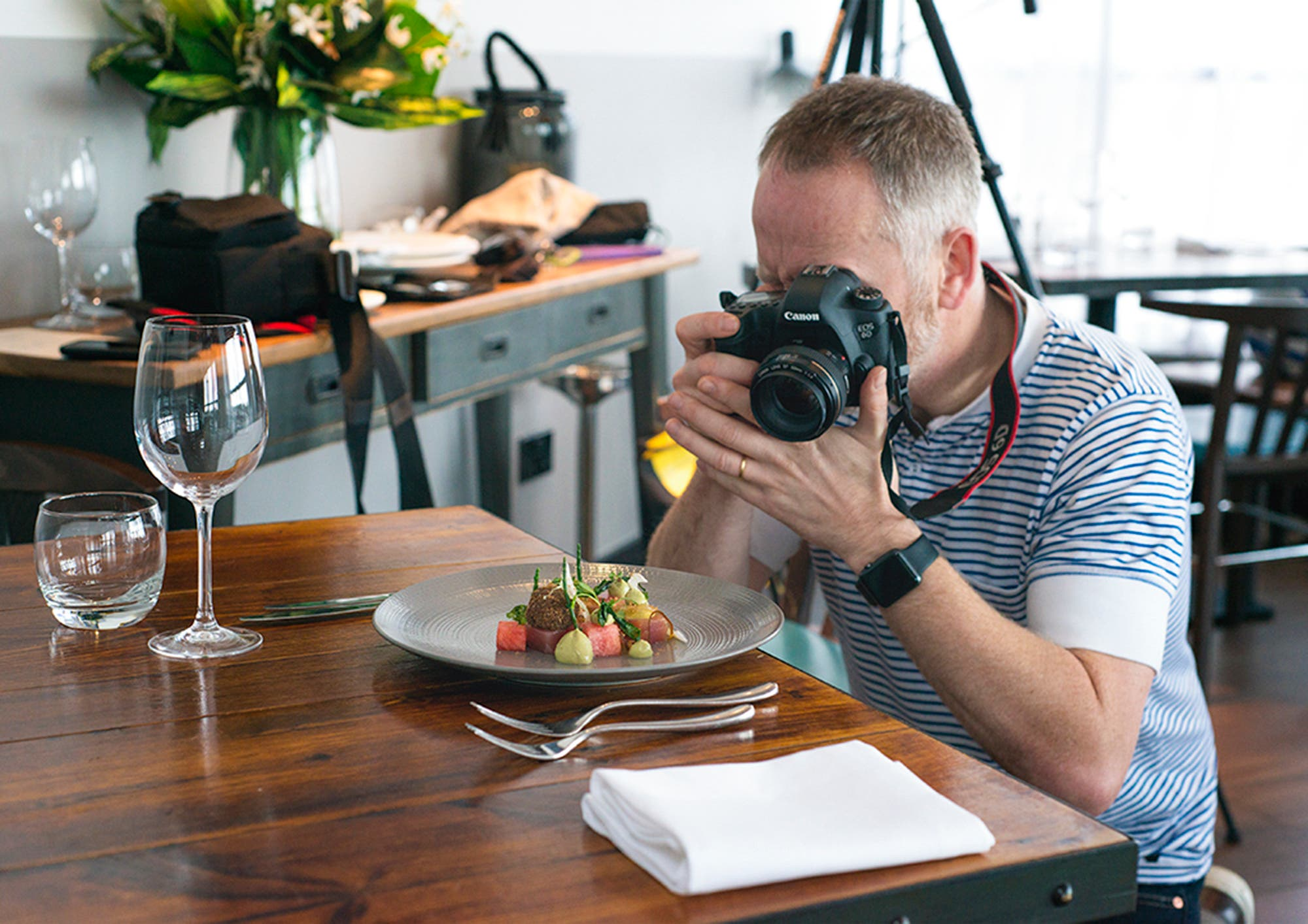 5 Tips to Take Better Restaurant Food Pictures