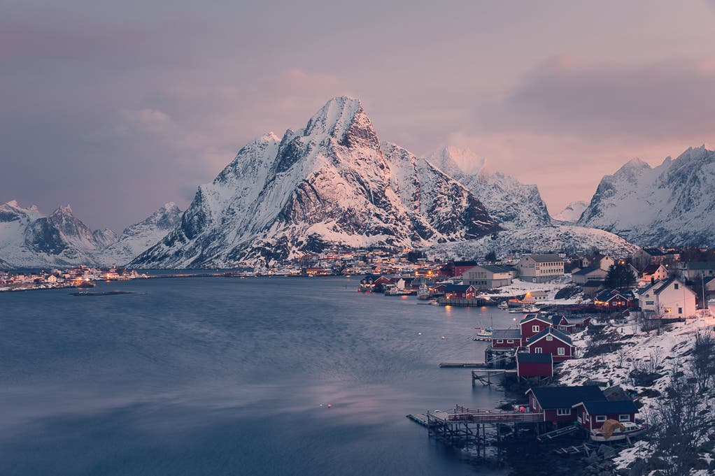 Winter in Norway: The Stunning Winterscapes of Franz Sußbauer