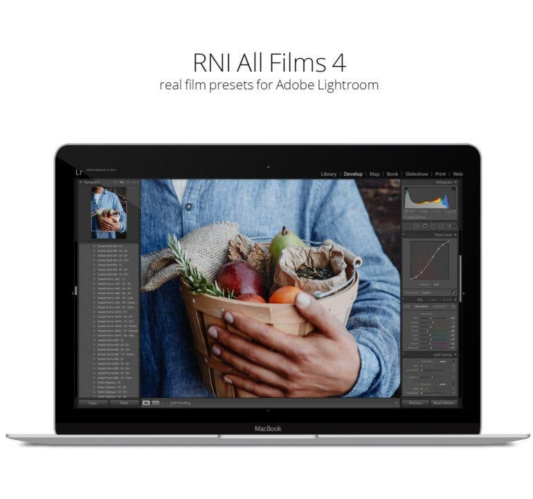 01 - RNI All Films for Lightroom