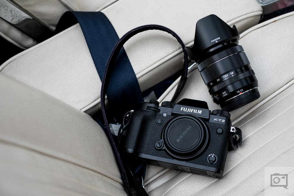 Cheap Photo: Mirrorless Cameras and More. Grab a Fuji X-T2 with a 18-55mm Lens for Just $1,399
