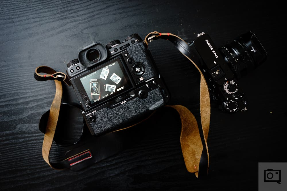 The Latest Fujifilm X-T2 Firmware Update Finally Gives it Tethered Support