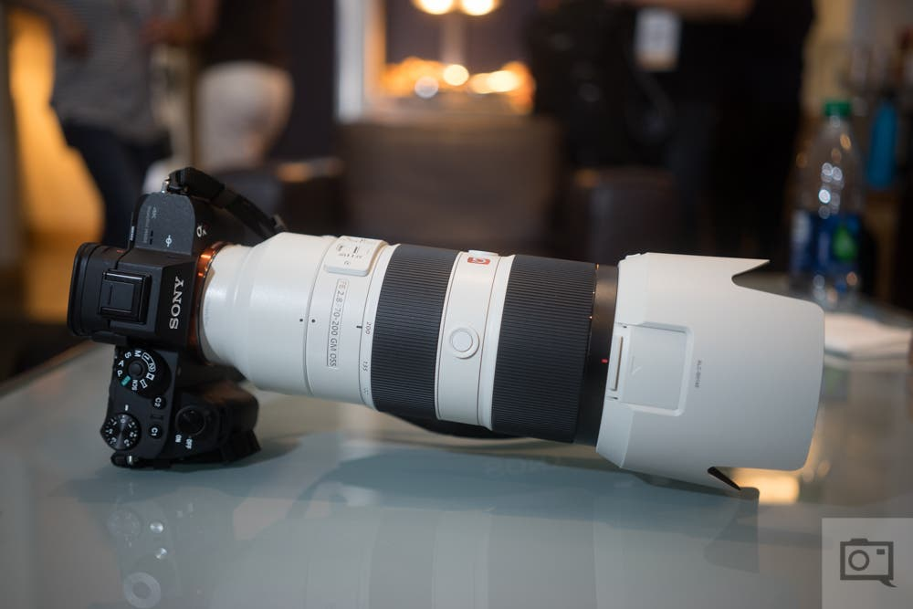 Review In Progress Sony 70 200mm F2 8 Oss G Master
