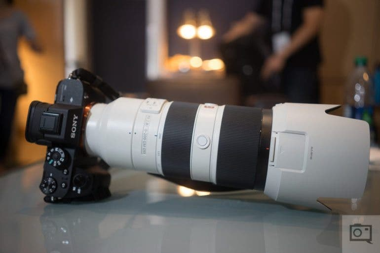 Chris Gampat The Phoblographer Sony 70-200mm f2.8 G Master lens product images review (3 of 13)ISO 4001-80 sec at f - 2.8