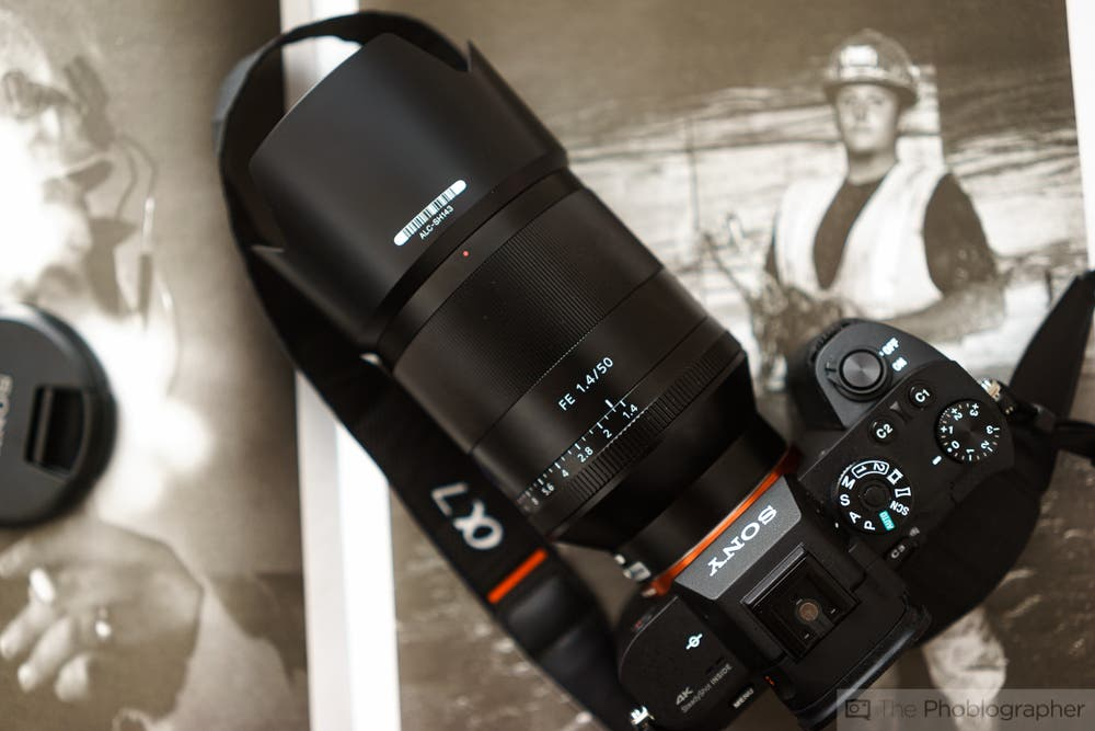 Showdown of the Sony 50mm Lenses. Which One Is Right For You?