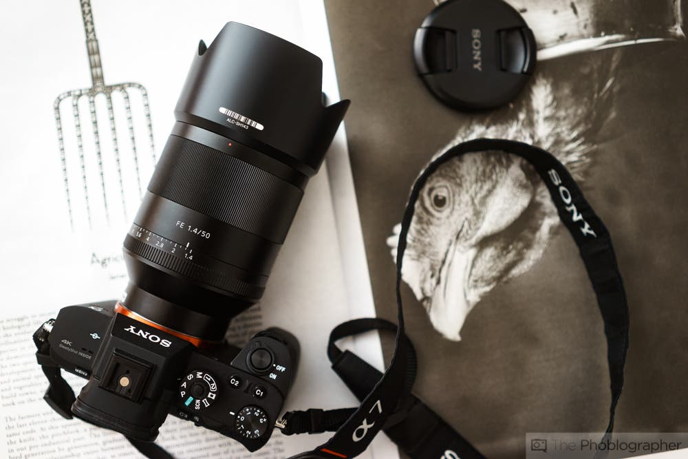 We've Finished Our Sony Zeiss 50mm f1.4 Review!