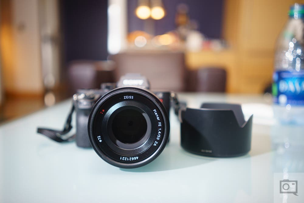 Sony Alpha 7 The Worlds Lightest FullFrame Camera With