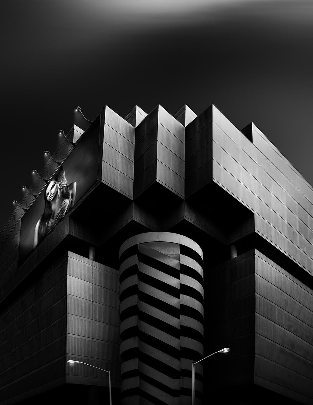 Photographer Dennis Ramos Explains How He Creates Surreal Black and White Architectural Photos