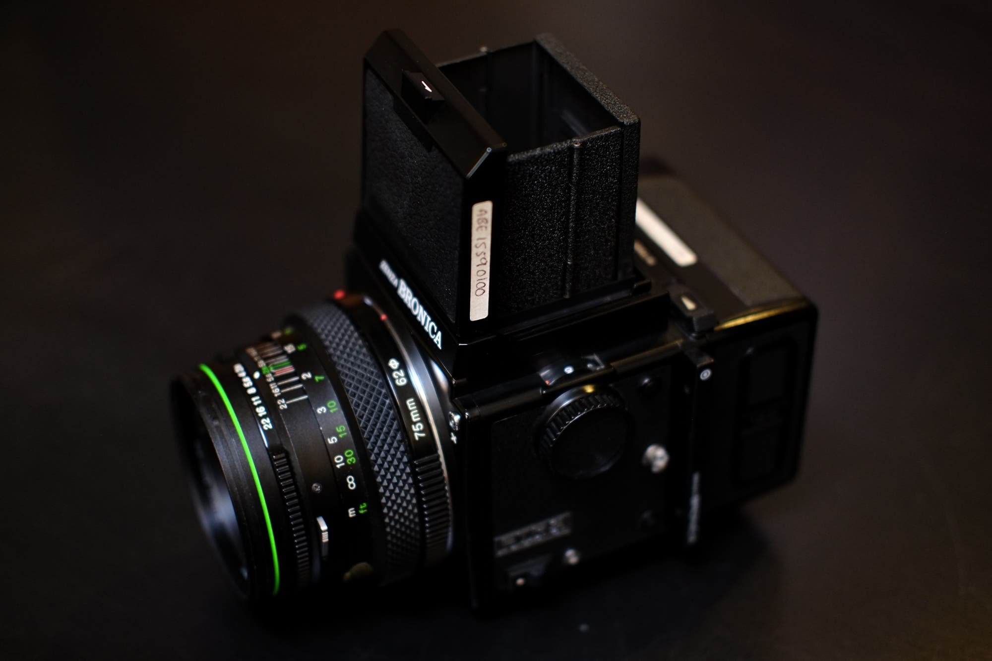Three Affordable Medium Format Film SLRs for the New Photographer