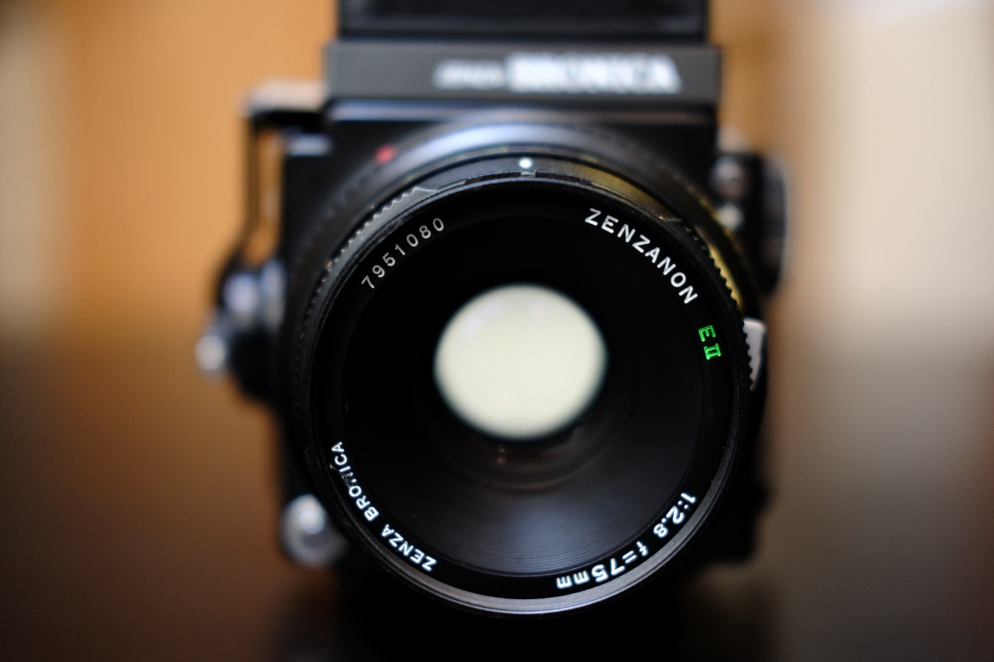 Vintage Camera Review: Bronica ETRS