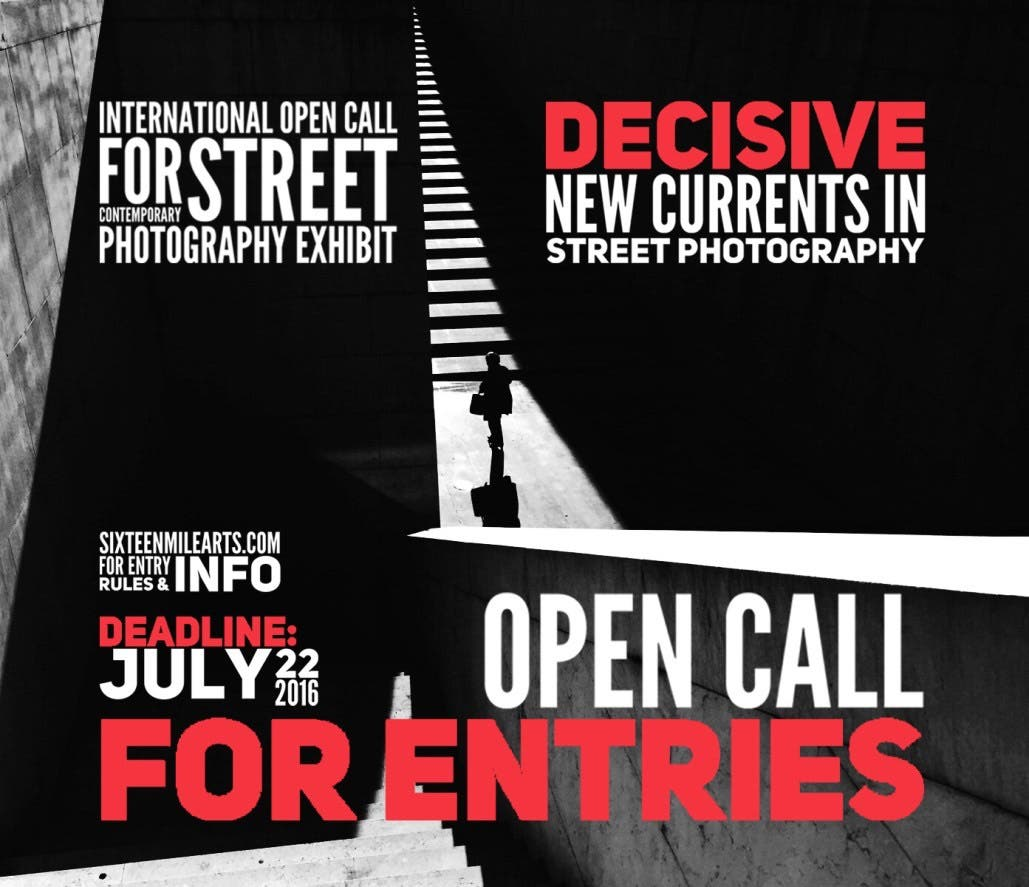 DECISIVE: New Currents in Street Photography Wants Submissions