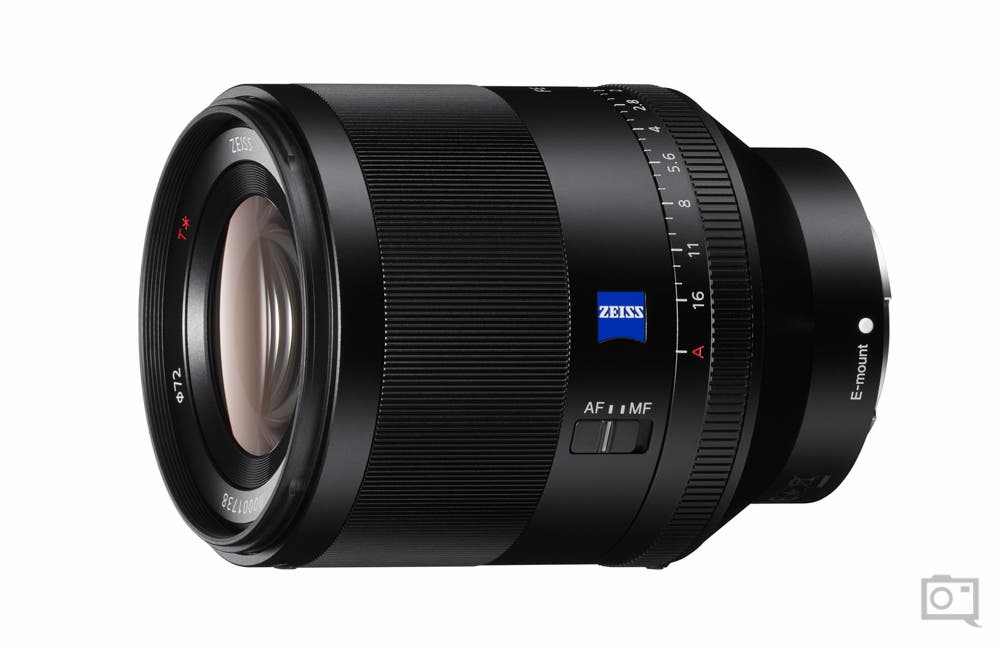 The Sony Zeiss 50mm f1.4 Lens for E Mount Has 11 Aperture Blades