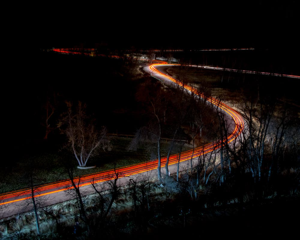 Highway Hypnosis: Capturing The Relationship Between Color and Light