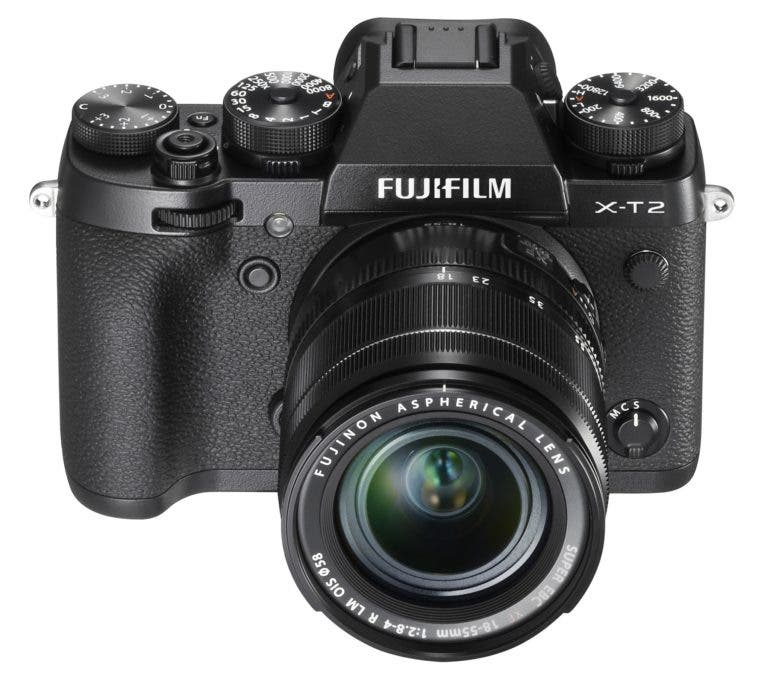The Fujifilm X-T2 has 325 Autofocus Points, Shoots 4K Video