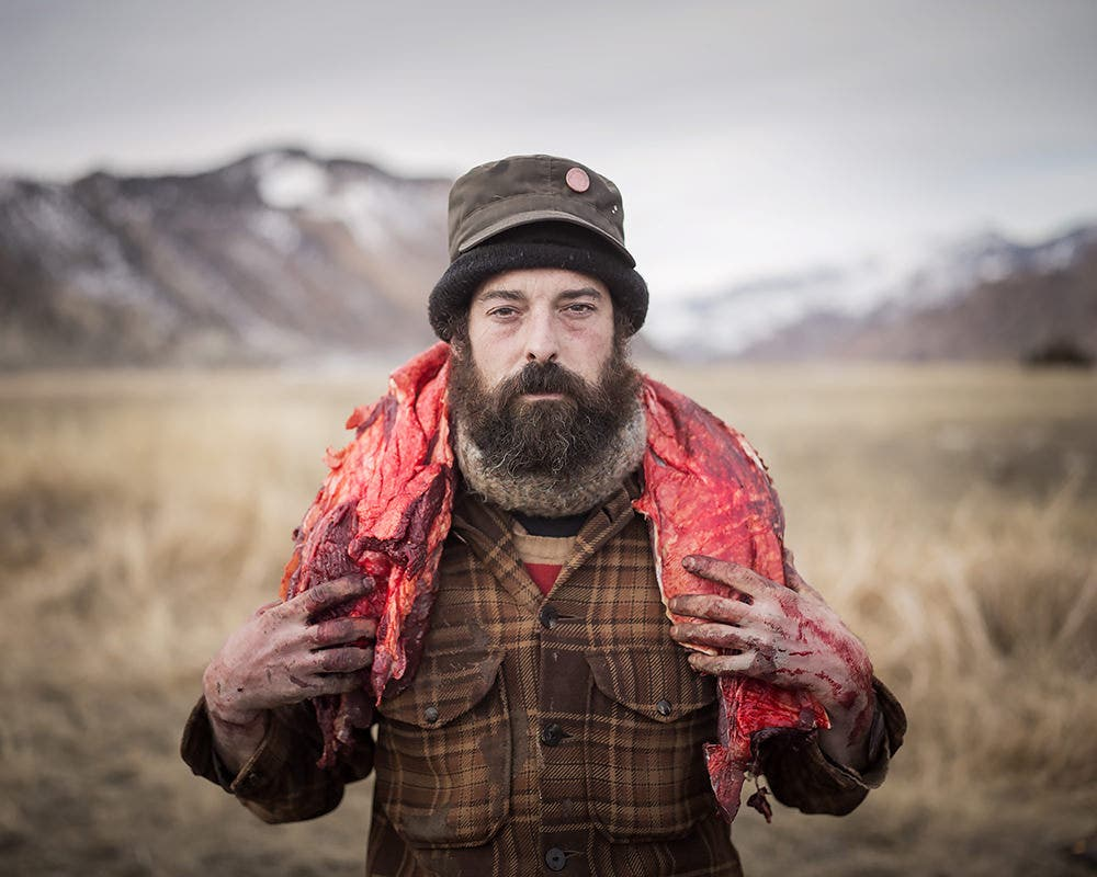 The Gleaners Transports You To The Aftermath Of Modern Day Buffalo Hunts