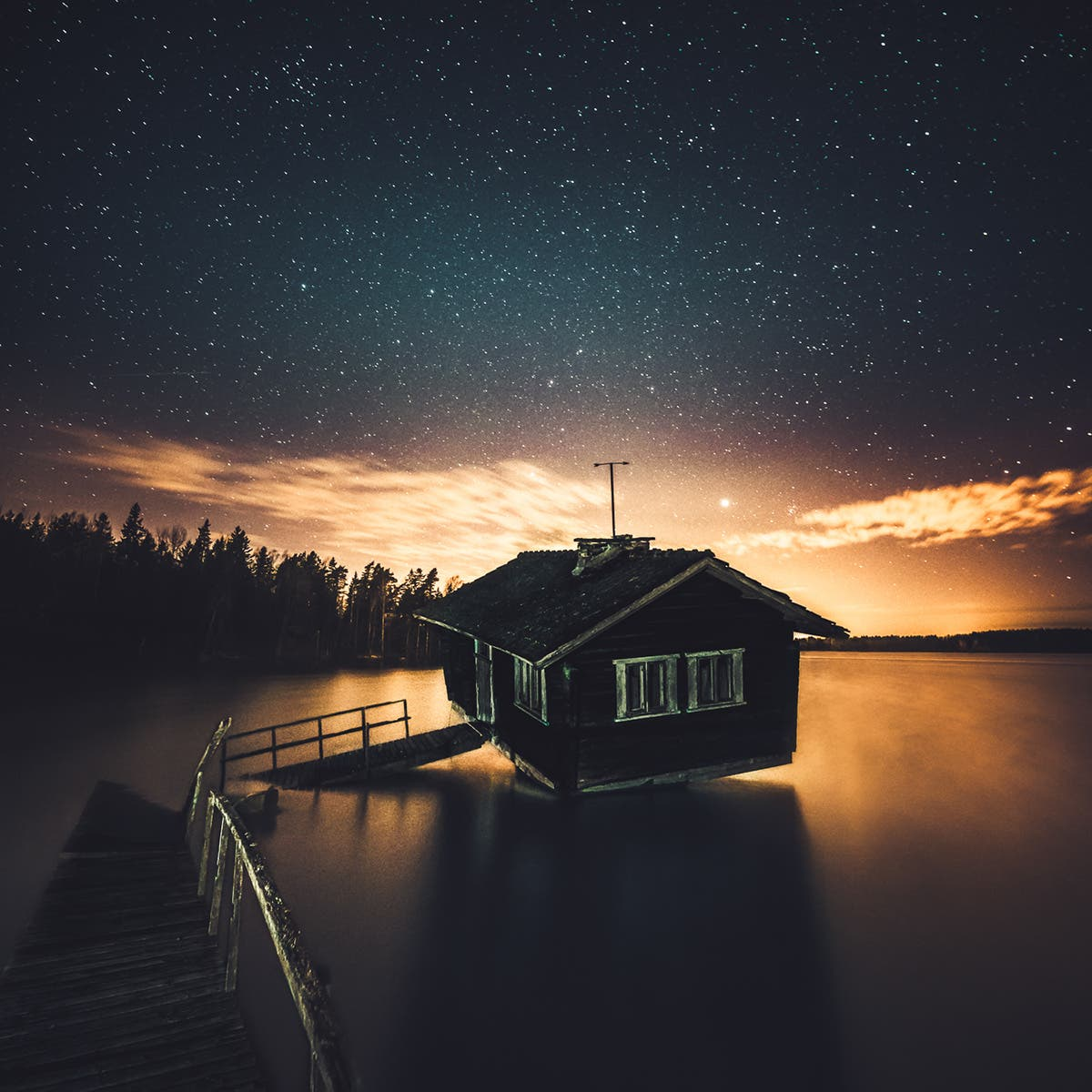 Mikko Lagerstedt's Invisible by Day Series Will Make You Want To Stay Up Tonight