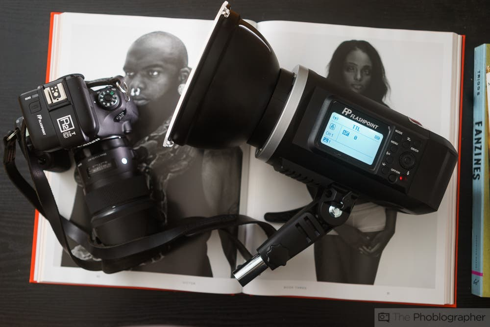 Review: Flashpoint Xplor600 Monolight (Canon TTL)