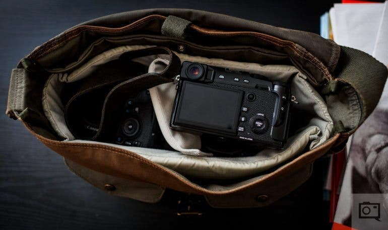 Chris Gampat The Phoblographer Filson Game Bag review (1 of 15)ISO 2001-200 sec