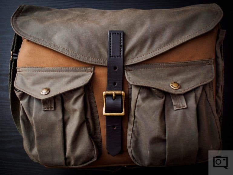 Chris Gampat The Phoblographer Filson Game Bag review (4 of 15)ISO 2001-200 sec
