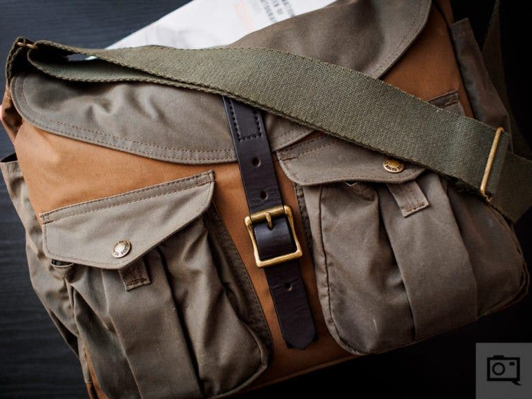 Chris Gampat The Phoblographer Filson Game Bag review (6 of 15)ISO 2001-200 sec