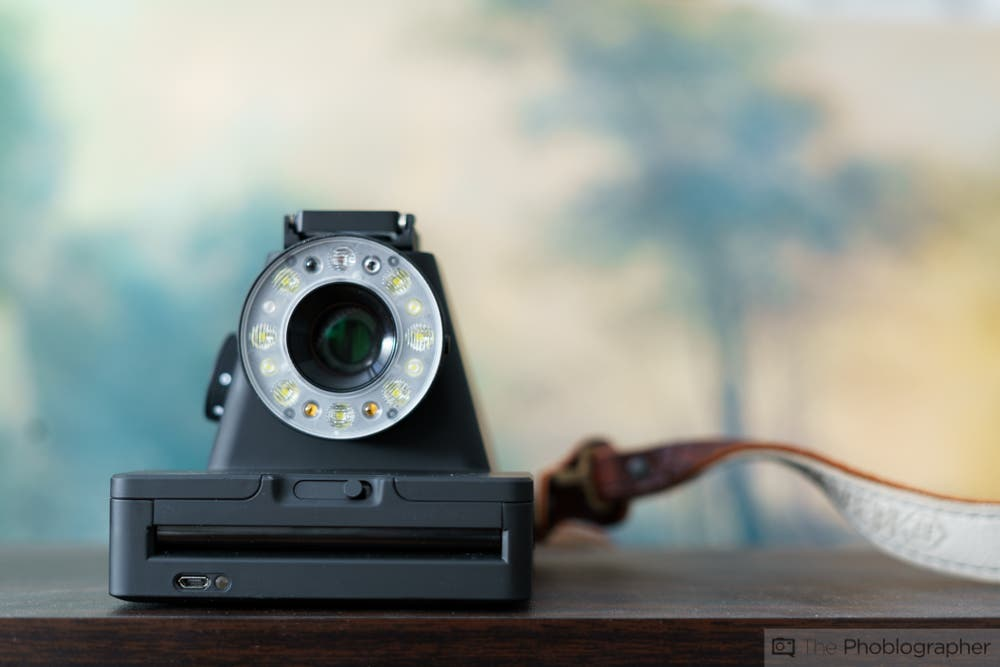 Review: Impossible Project I-1