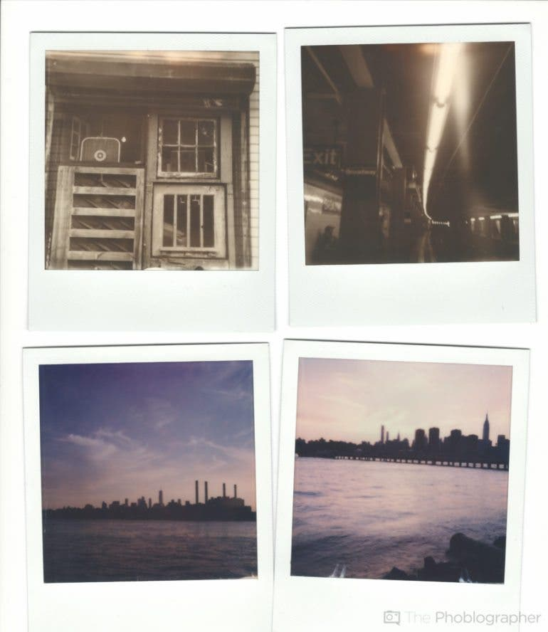 Chris Gampat The Phoblographer Impossible Project I-1 review sample images (1 of 1)