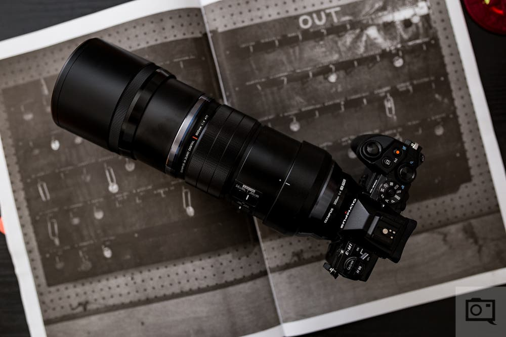 Review: Olympus 300mm f4.0 IS PRO (Micro Four Thirds)