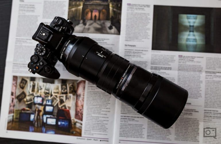 Chris Gampat The Phoblographer Olympus 300mm f4 lens review product images (7 of 8)ISO 4001-100 sec at f - 2.8