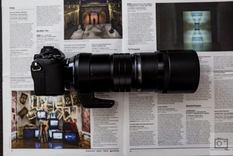 Chris Gampat The Phoblographer Olympus 300mm f4 lens review product images (8 of 8)ISO 4001-100 sec at f - 2.8