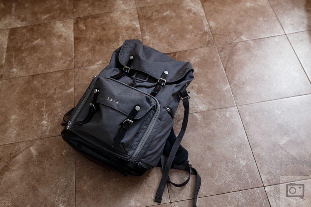 Review: ZKin Yeti Backpack (Camera Bag)