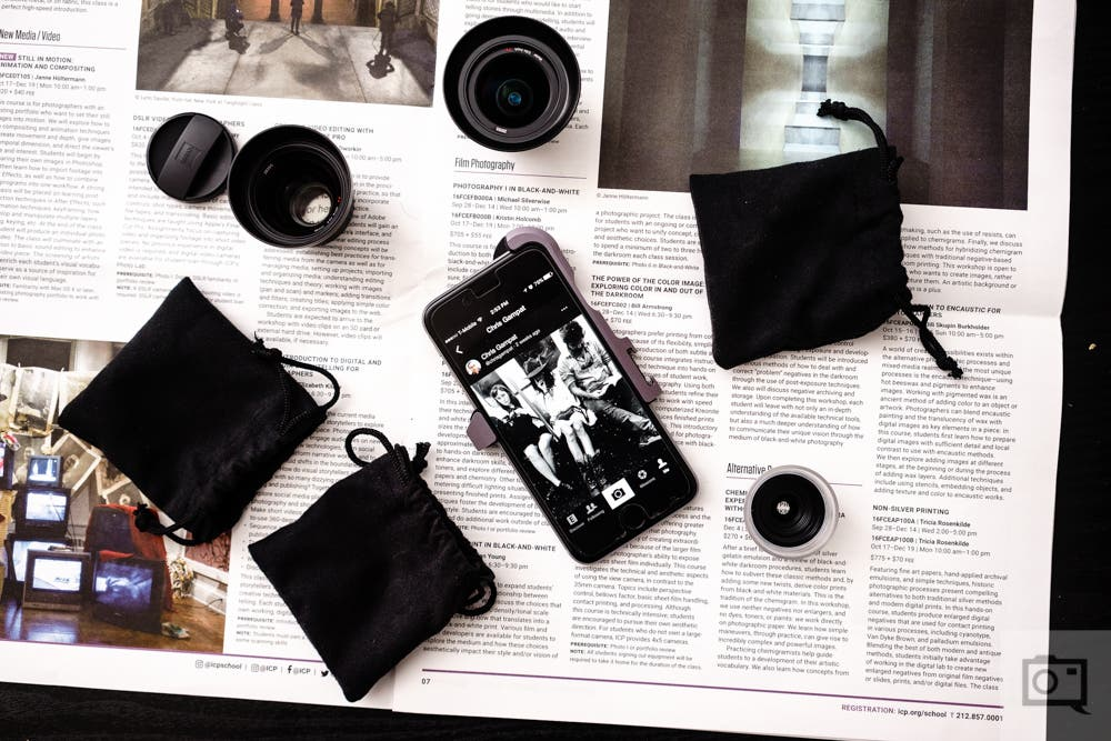 Review: Zeiss ExoLenses for Mobile Phones (Apple iPhone)