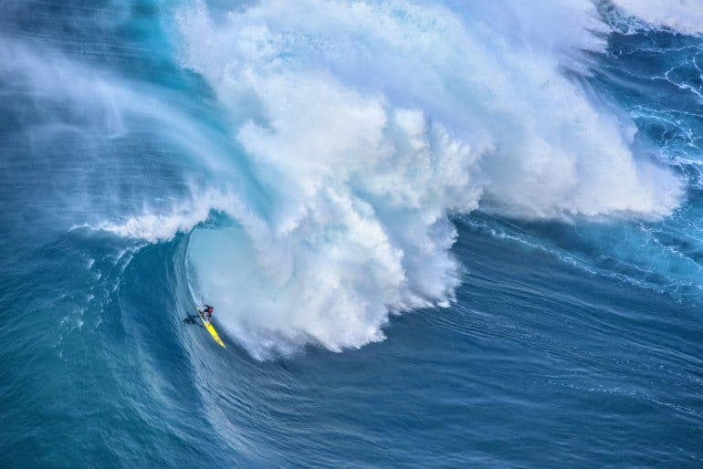 © Lucas Gilman / Red Bull Illume Surfing Peahi (JAWS) Hawaii January 15, 2106. Photo By: Lucas Gilman ©Lucas Gilman 2016 lucas@lucasgilman.com
