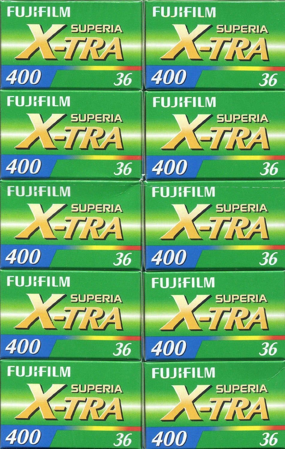 Film Review: Fujifilm Superia (200, 400, 800 and 1600)