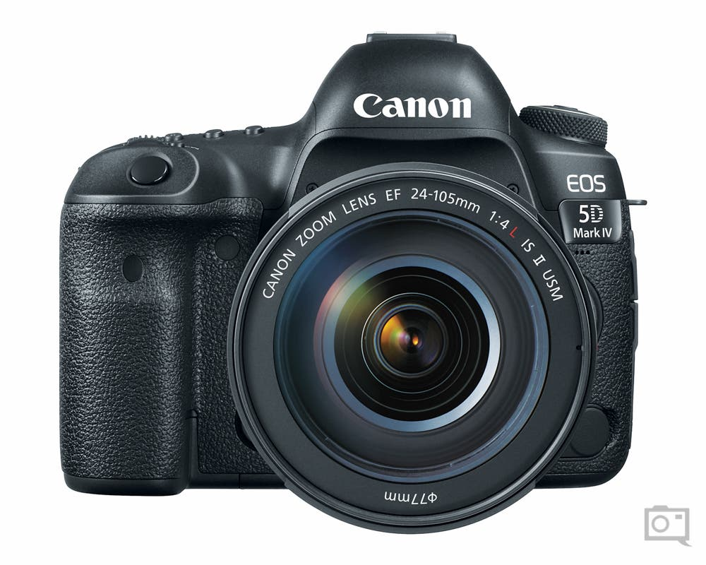 The Canon 5D Mk IV is a Photographer's Workhorse Camera