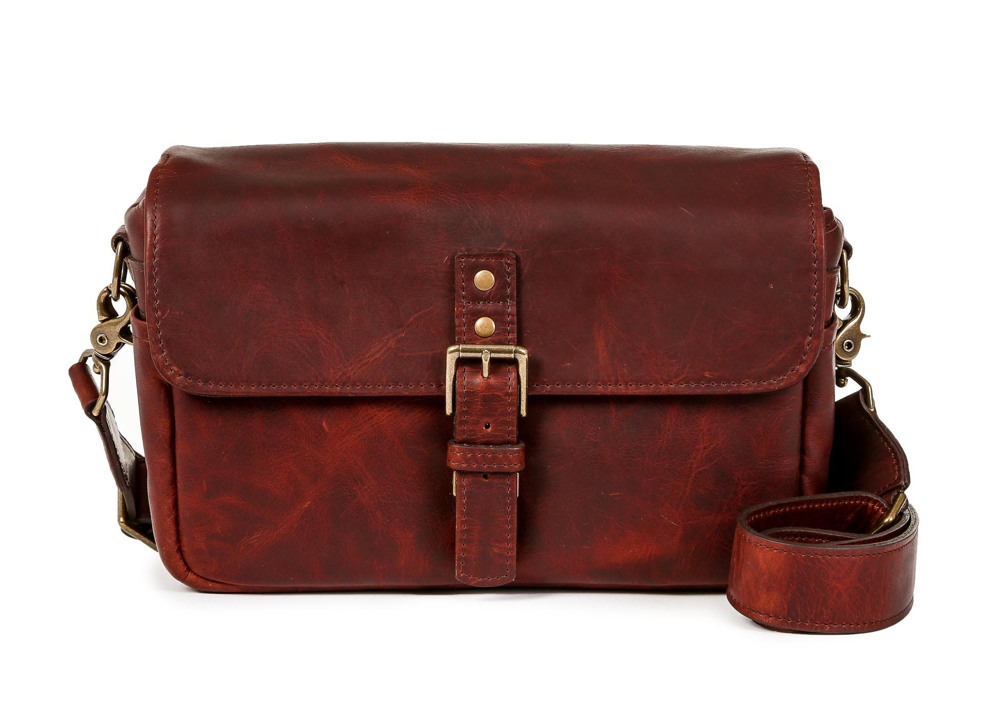 ONA Announces Leather Bowery Bag in All-New Bordeaux Color