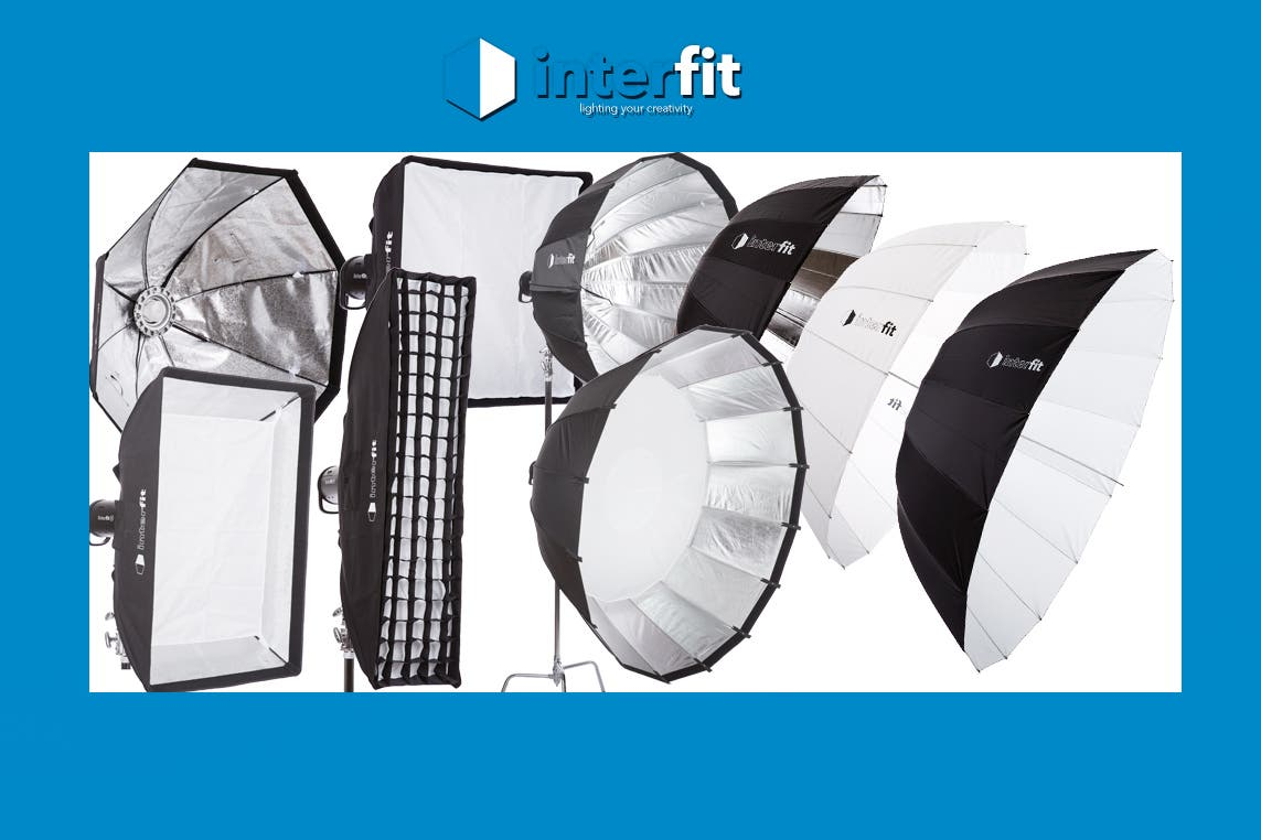 Interfit's New Light Modifiers Offer Quality for an Affordable Price