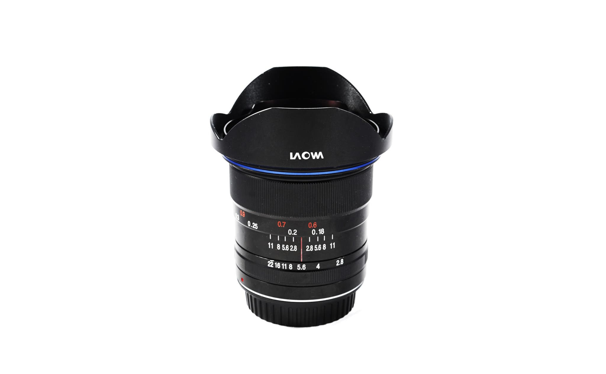 Venus Optics' New Laowa 12mm f2.8 Claims Almost No Distortion