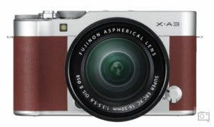 The New Fujifilm X-A3 Features