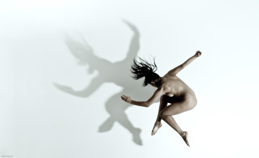 Visto: A Nude Exploration of Shadows & Vitality (NSFW)